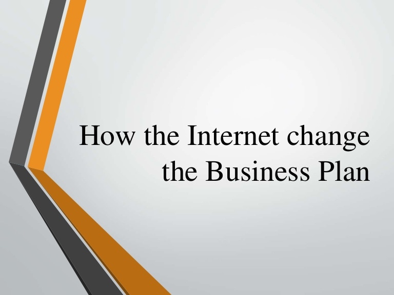 How the Internet Has Impacted Businesses